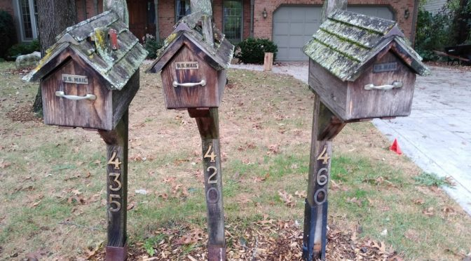 So You Think You Want A Brick Mailbox Mailbox Fast Mailbox Installer In Naperville